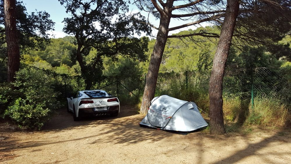 photo camping BCL