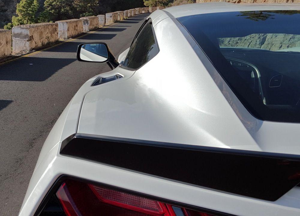 Photo Corvette