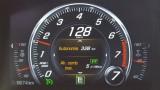 128 km/h à 1.570tr/mn! Mode V4 en légère descente (en vert) [63]