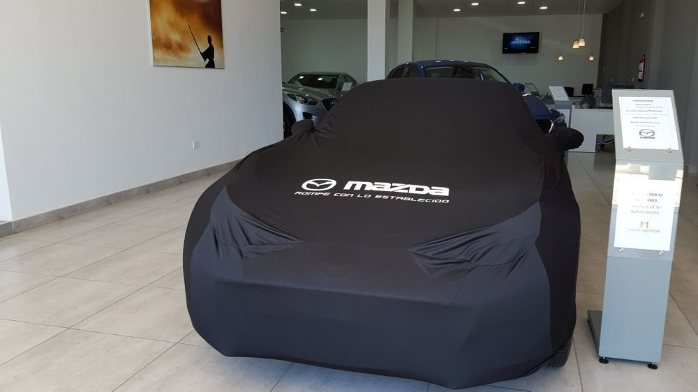 photo mazda mx-5 housse