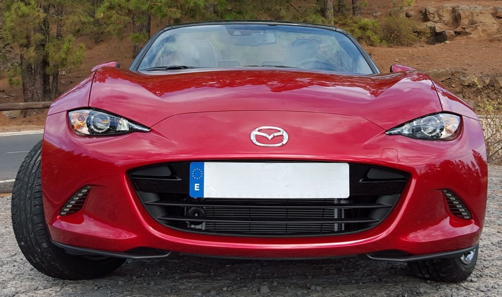 Photo Mazda MX-5 ND