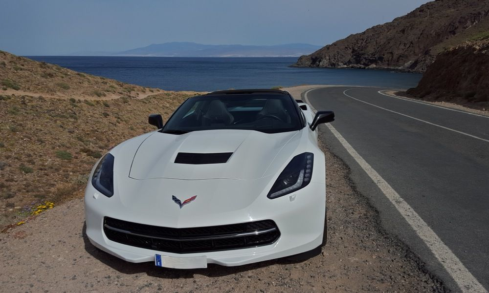 Photo Corvette Cabo de Gata