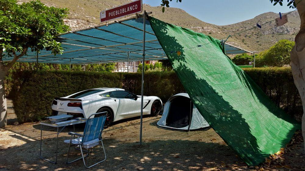 Photo camping Almeria