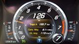 8,1L de moyenne au régulateur à 126 km/h, sur 156km [593]