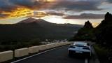 Eviter les routes aussi étroites en Corvette [123]