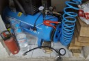 Compresseur, gonflage pneu, soufflette, bois... [350]